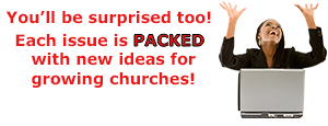 Subscribe now to Net Results Magazine and get New Ideas for growing your church