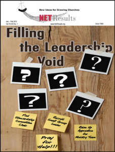 Net Results - Filling the Leadership Void