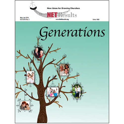 Net Results - Reaching the Generations